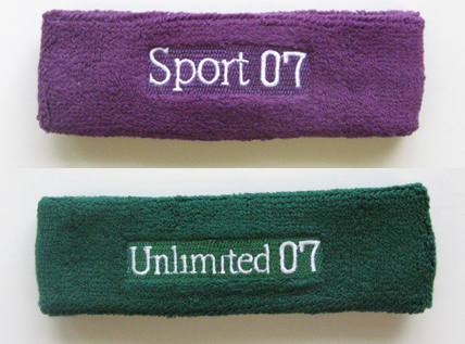 Custom headband for sports  customize sport sweat headbands with ... d44023c631e