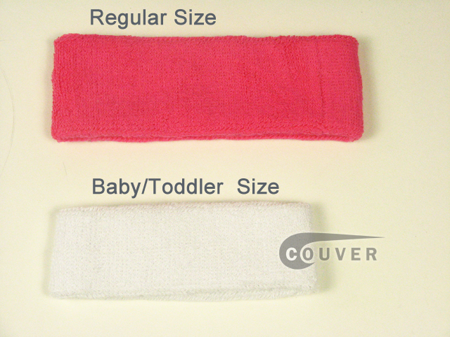 baby toddler kids sports headband from COUVER