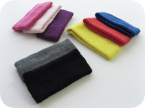 Wide headbands red, yellow, hotpink, light pink, black, dark gray, blue