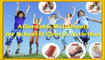 Cheap wristbands