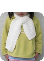 kids baby scarf