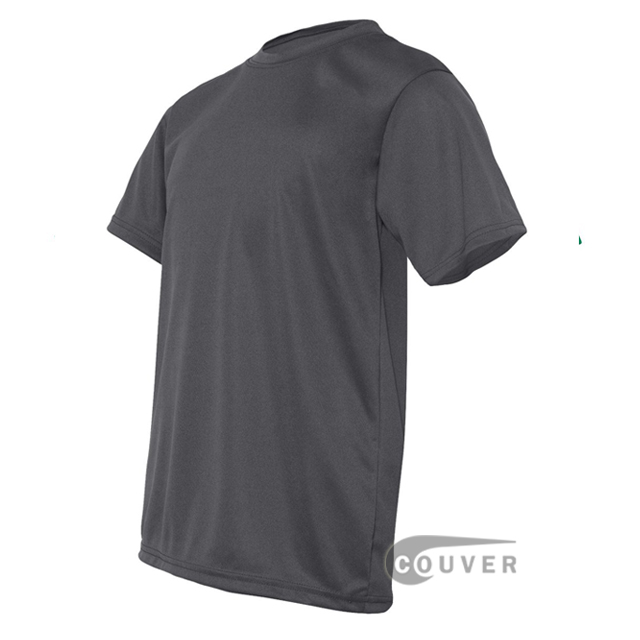 C2 Sport Graphite Youth Performance T-Short - side view