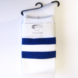 Couver striped socks packing e.g