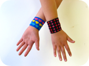 Children and Girls Cute wristbands