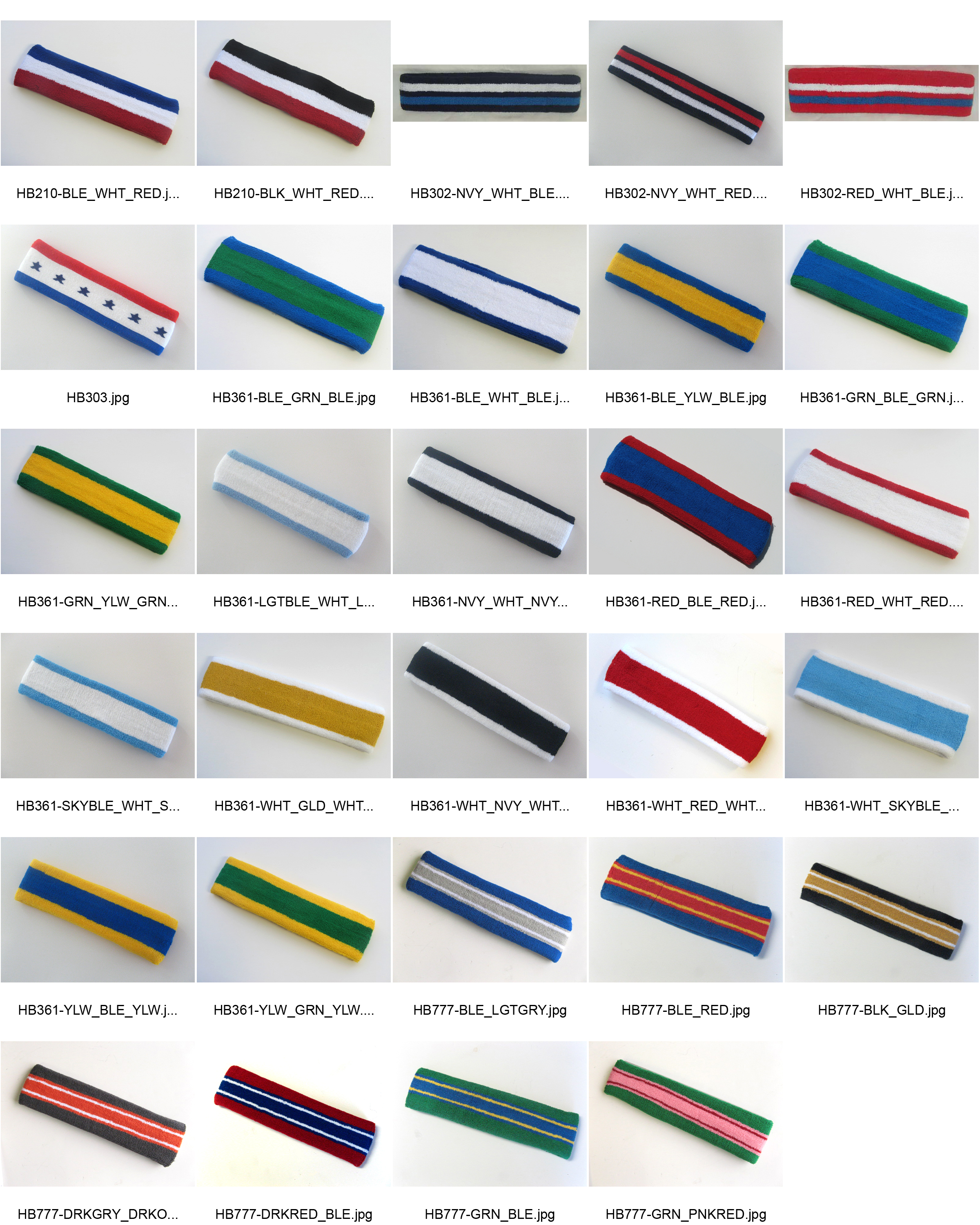Large basketball headband pro style all catalog no.1