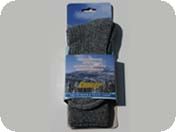 couver hiking socks mid-calf cushion on sole